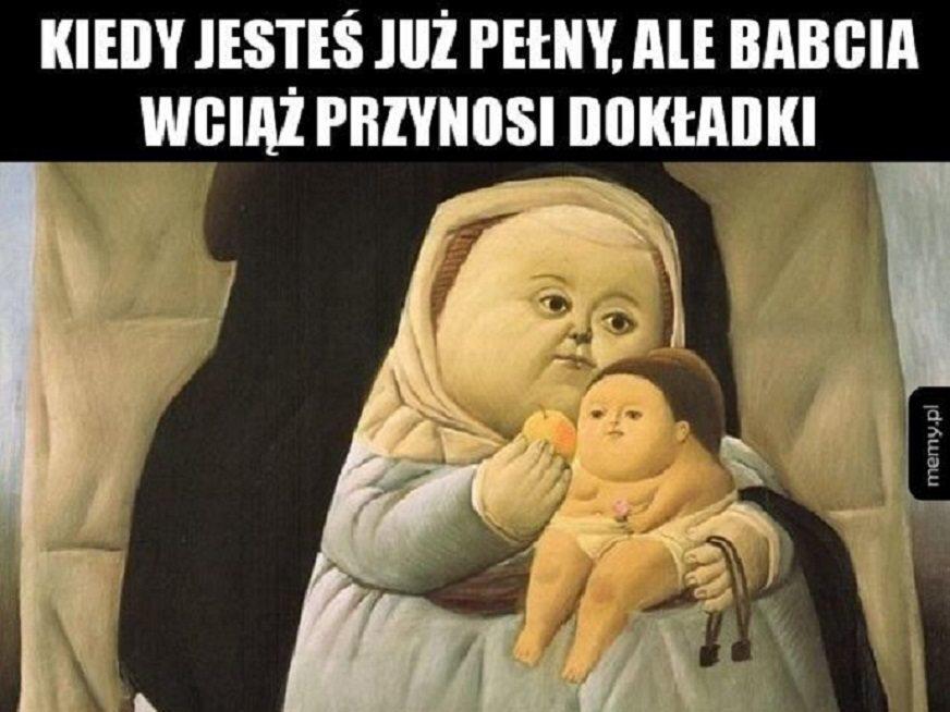 21 stycznia obchodzimy Dzień Babci - memy, galeria