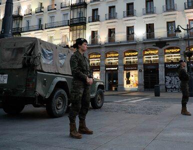 Hiszpańscy żołnierze weszli do domu opieki. Opuszczeni staruszkowie, ciała zmarłych w łóżkach