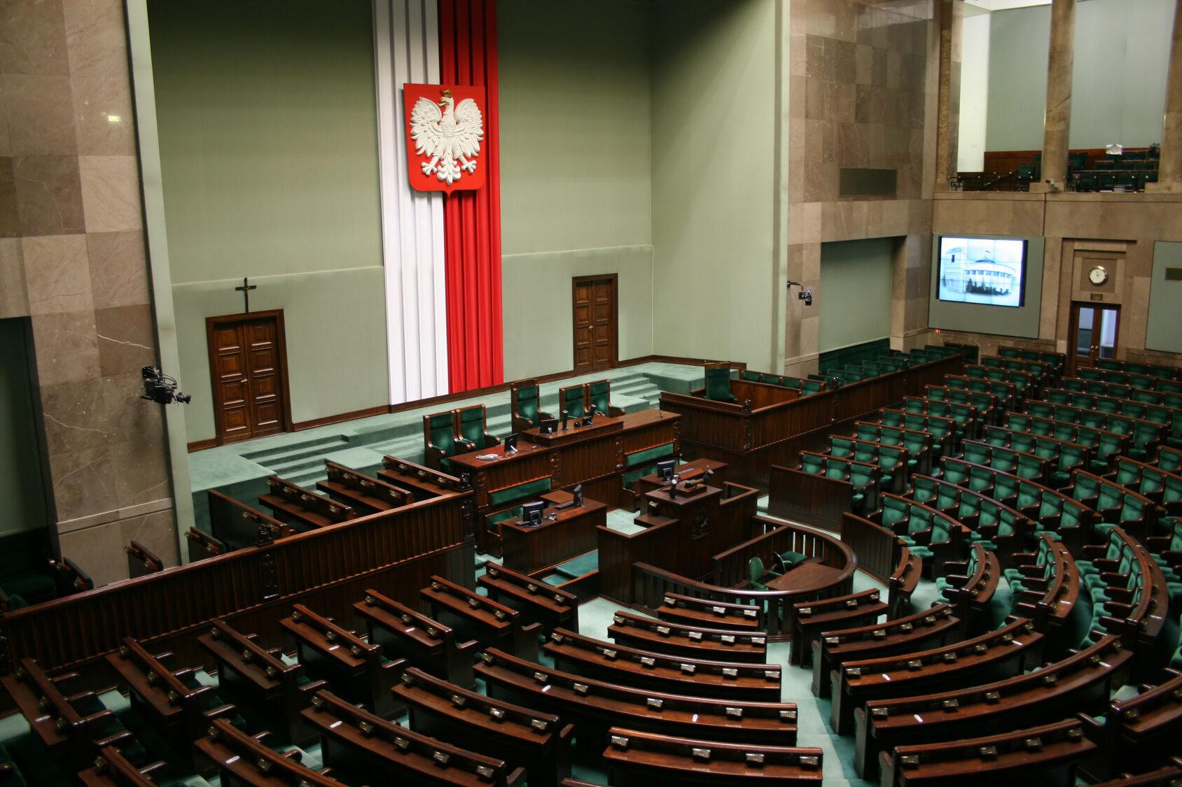 NA ŻYWO: Posiedzenie Sejmu ws. tarczy antykryzysowej. Przez koronawirusa częściowo zdalne