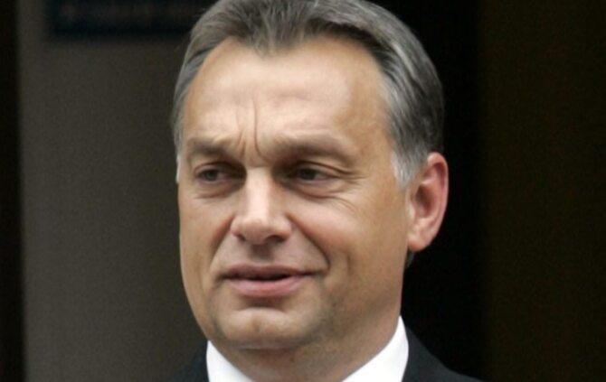 Viktor Orban (fot. ALEKSANDER MAJDANSKI / Newspix.pl)