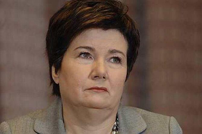 Prezydent Warszawy Hanna Gronkiewicz-Waltz, fot. Wprost