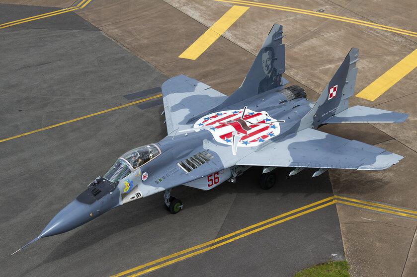 Gazeta.pl o incydencie z MiG 29 miał chorobę dekompresyjną?