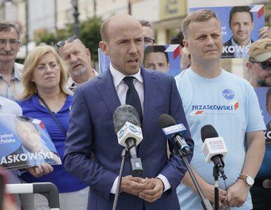 """Budka o przyczynach porażki Trzaskowskiego. Wspomniał o """"kampanii PiS za państwowe pieniądze"""""""