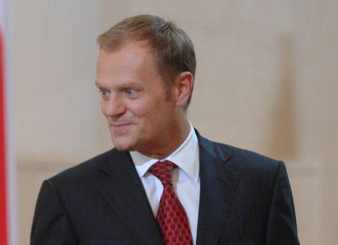 Donald Tusk (fot. Wprost)