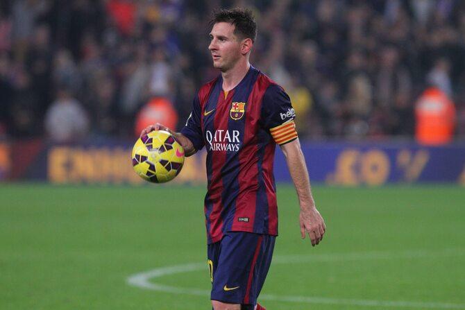 LM: Messi najlepszym strzelcem w historii rozgrywek!