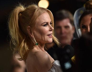 Nicole Kidman zaatakowana w operze. Interweniował jej mąż