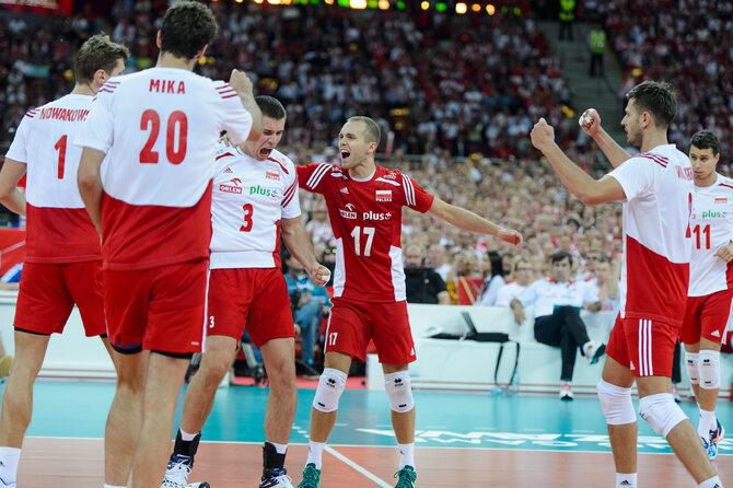 M� 2014: Polacy pokonali Serb�w na pocz�tek turnieju
