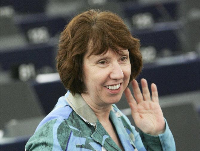 Catherine Ashton (fot. mat. prasowe UE)