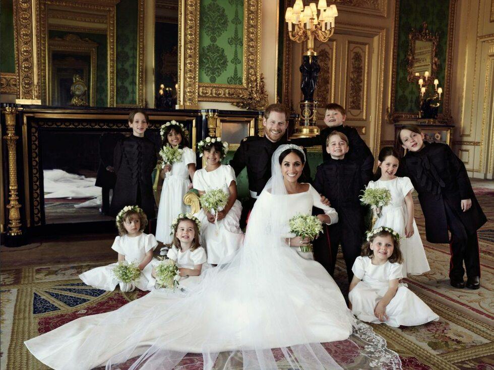 Meghan od stu dni jest księżną Sussex.