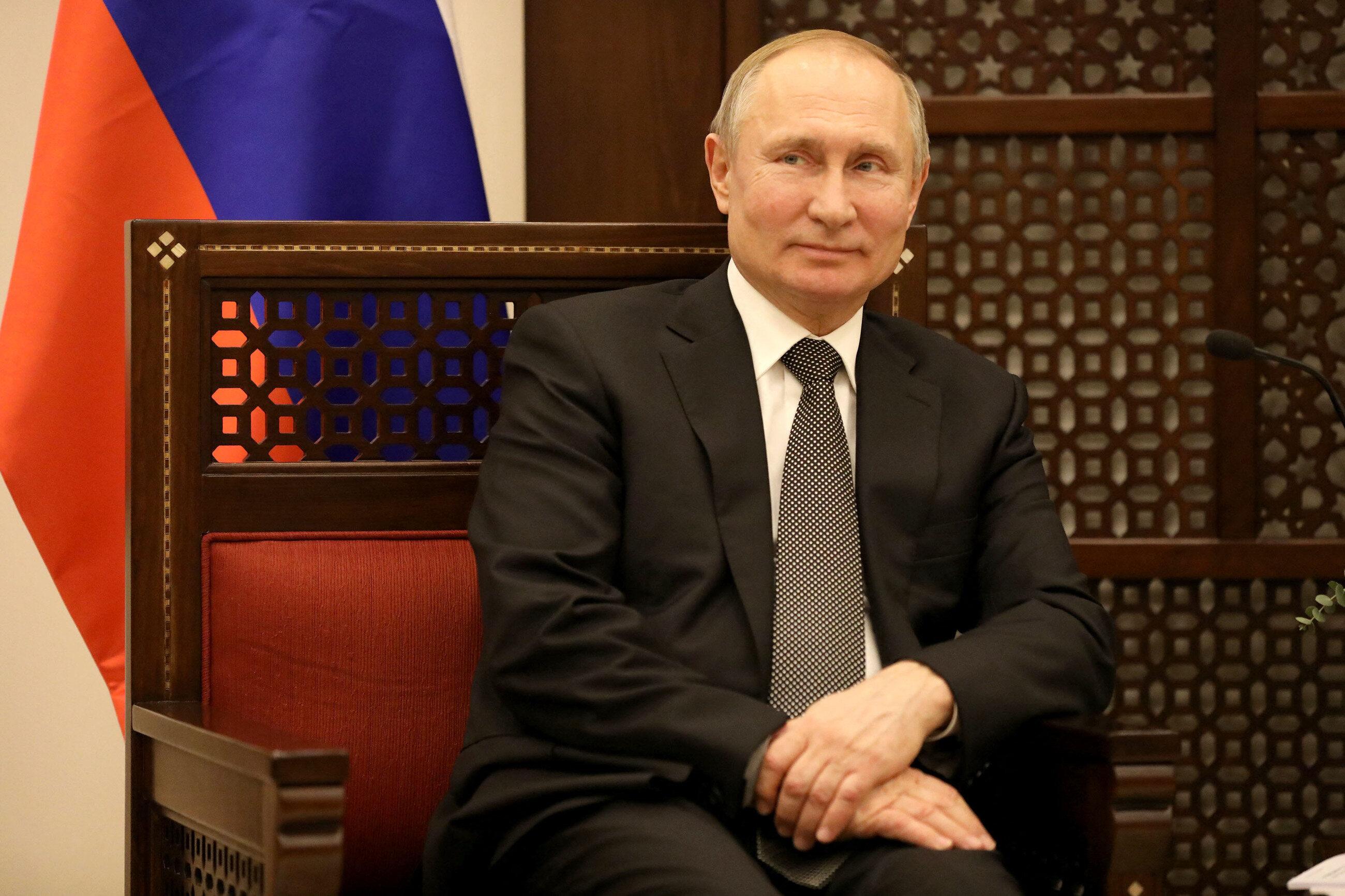 """Putin nie będzie """"najwyższym przywódcą"""