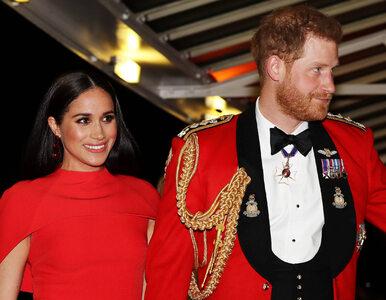 Meghan i Harry właśnie ogłosili że będą mieli dziecko