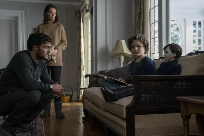 "Kadr z filmu ""Brahms: The Boy II"""