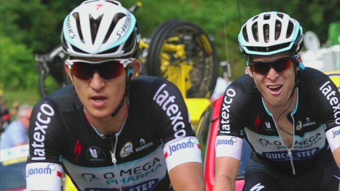 Z�oty Rower znowu dla Contadora. Kwiatkowski w pierwszej pi�tce!