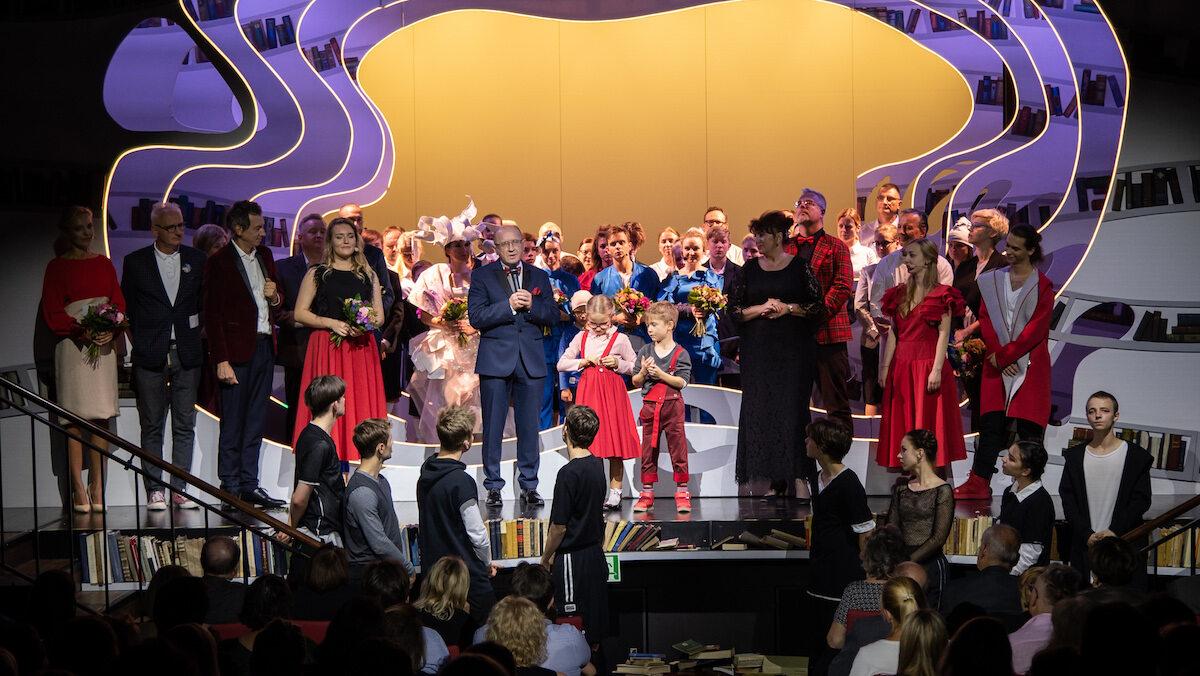 """Premiera musicalu """"Przerwana Cisza"""""""