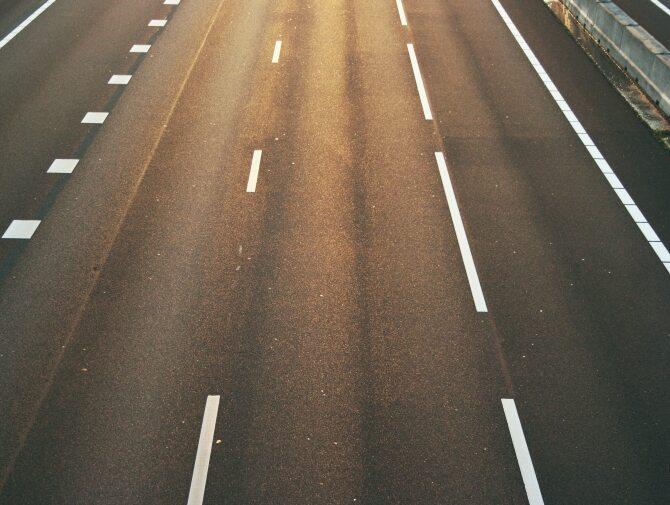 GDDKiA otworzyła 2 km drogi ekspresowej... po jednym pasie w każdą stronę