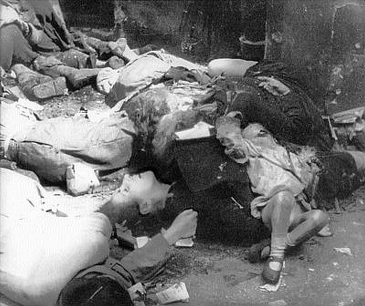 Znalezione obrazy dla zapytania Powstanie warszawskie - fotki