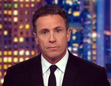 """Prezenter CNN ma koronawirusa. """"Gorączka, dreszcze i duszności"""""""