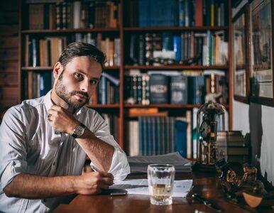 """Max Czornyj o genie zła, planach na przyszłość i nowej książce. """"Pisanie to nieustanna podróż"""""""