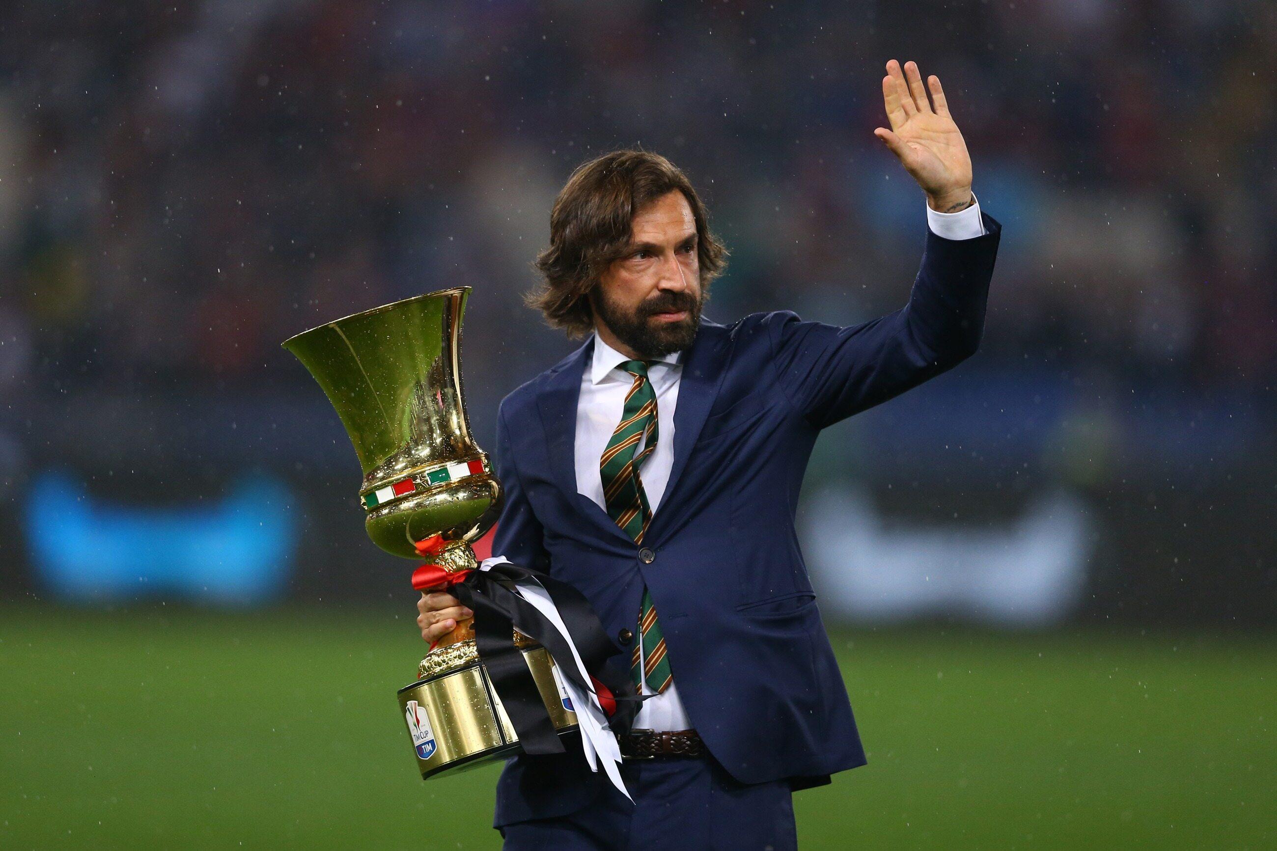 Andrea Pirlo nowym trenerem Juventusu. Nieoczekiwana zmiana w klubie z Turynu