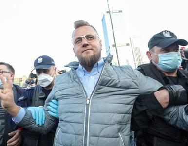 Tanajno zapowiada kolejny protest, policja ostrzega: Wszelkie zgromadzenia będą nielegalne