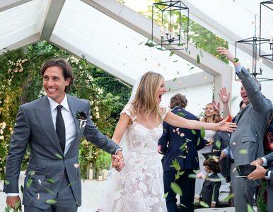 87d4a1be78 Gwyneth Paltrow uchyliła rąbka tajemnicy. Tak wyglądała jej suknia ślubna