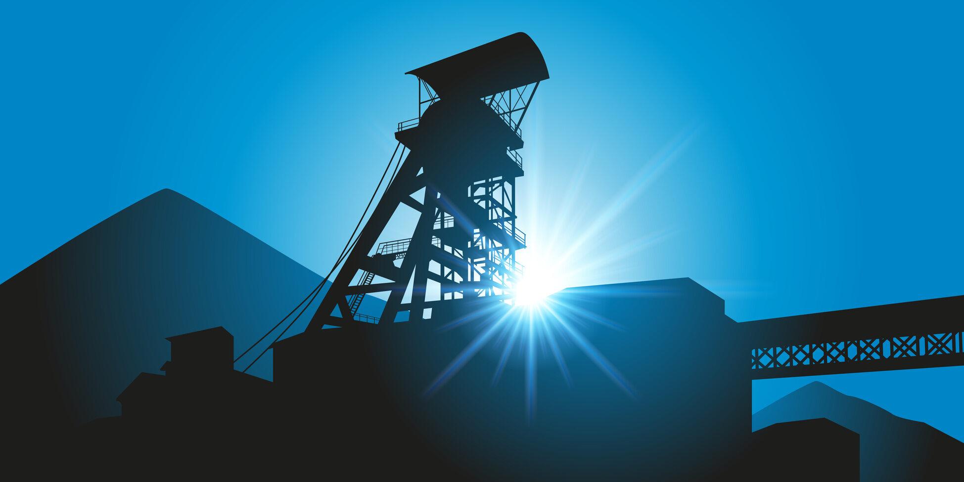 воздействием шахта вектор картинки узнать, какой режим