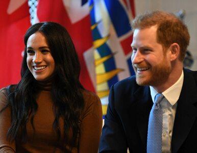 Harry i Meghan nie wrócą do obowiązków członków rodziny królewskiej