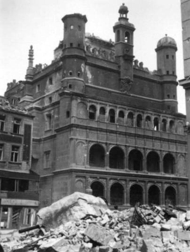 Zacięta bitwa o Poznań. 75 lat temu Armia Czerwona odbiła miasto z rąk Niemców