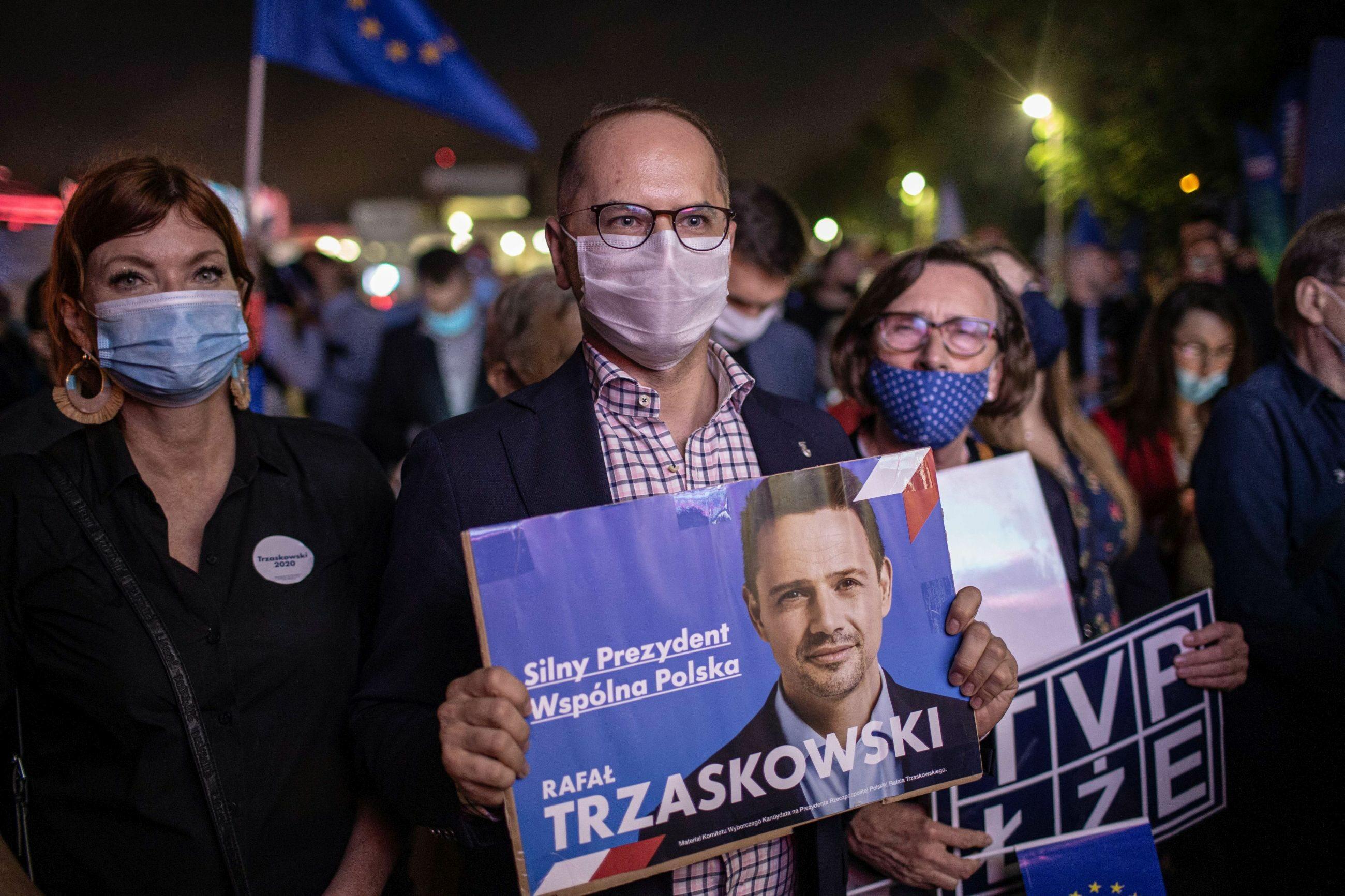 Debata prezydencka. Kto ją wygrał? Który kandydat był najlepszy? Wyniki sondy