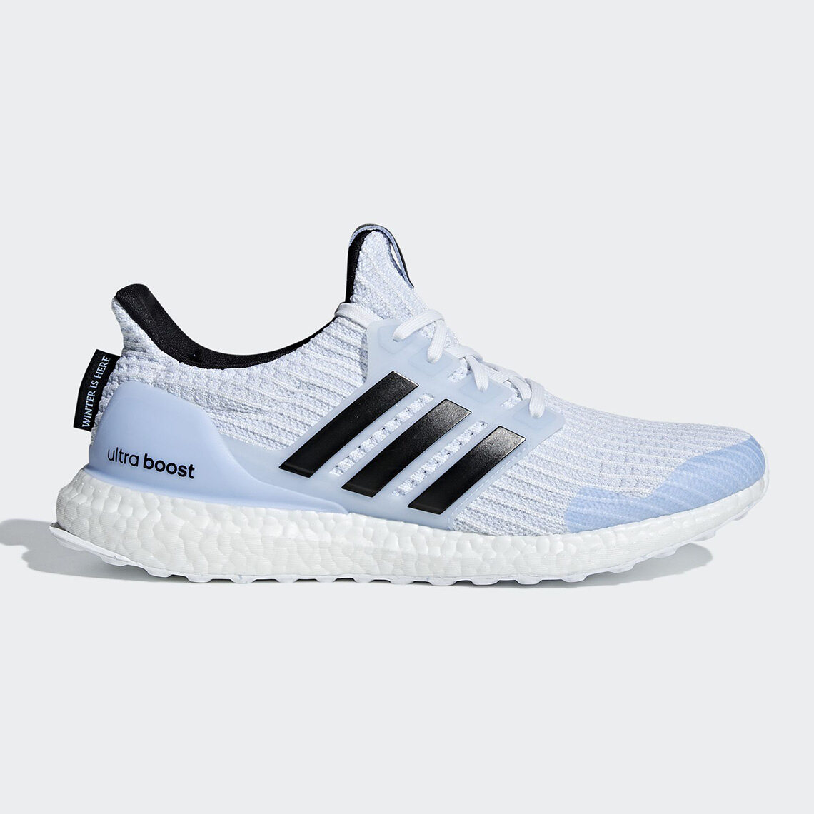 "Game Of Thrones x adidas Ultra Boost ""White Walker</p>                     </div> 		  <!--bof Product URL --> 										<!--eof Product URL --> 					<!--bof Quantity Discounts table --> 											<!--eof Quantity Discounts table --> 				</div> 				                       			</dd> 						<dt class="