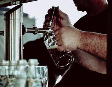 Wielkopolska. Mimo epidemii, lokal mieli otwarty. Piwo sprzedawali na wynos?