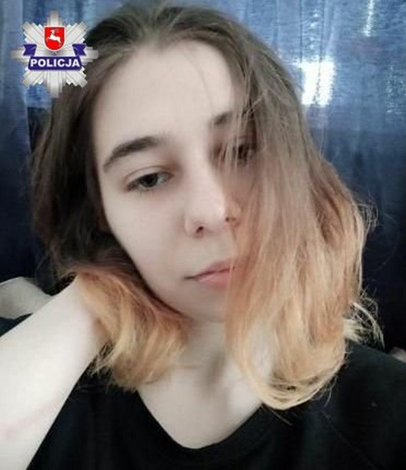 Lublin. Zaginęła 21-letnia Urszula Cękiel. Policja prosi o pomoc