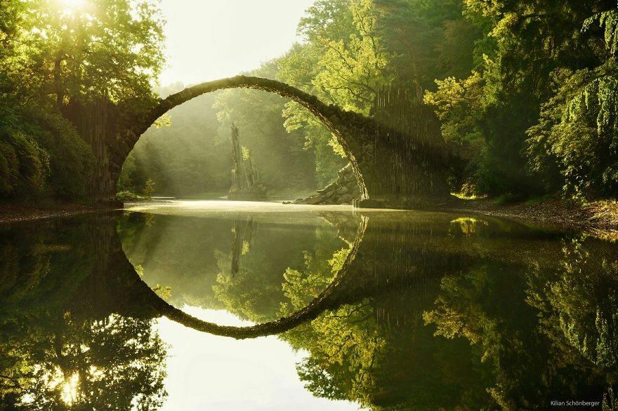 15 baśniowych mostów, które pobudzą wyobraźnię! - Galeria