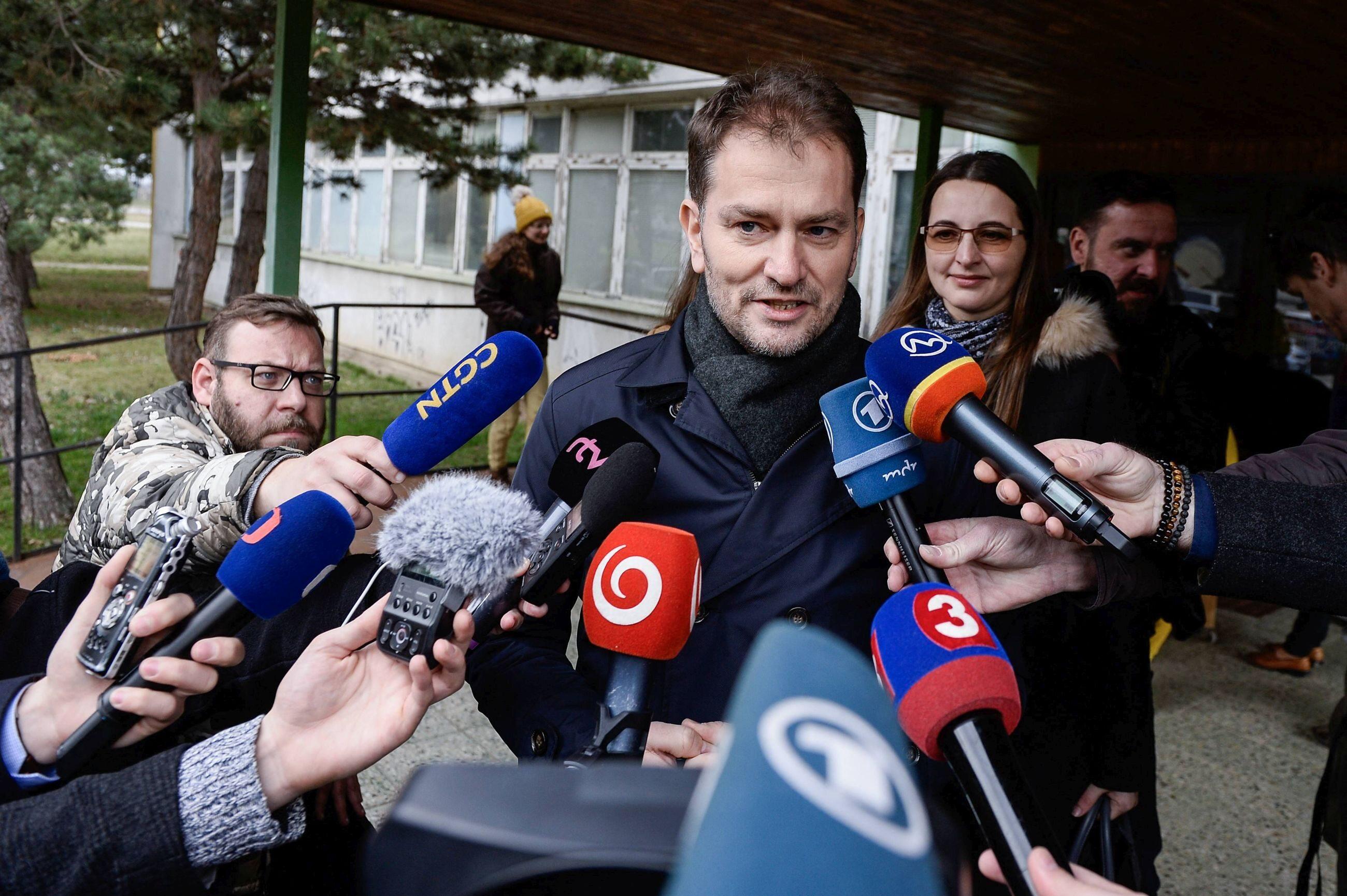 """Smer przegrywa wybory. """"Śmierć Jana Kuciaka i Martiny Kusznirovej obudziła Słowację"""