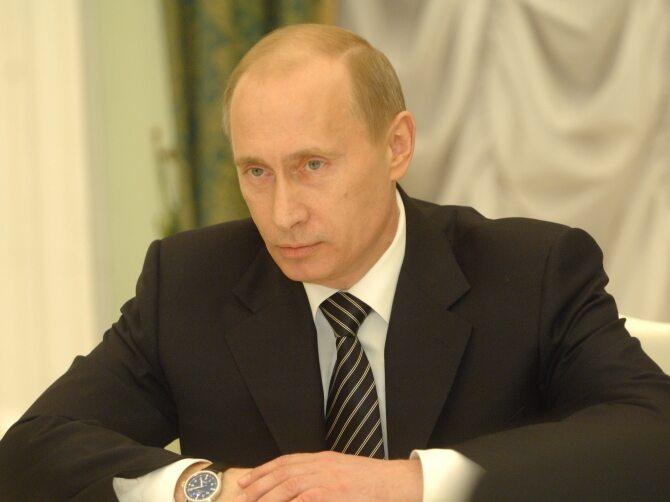 Władimir Putin (fot.Wprost)