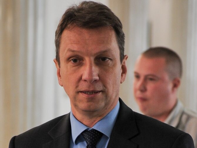 Andrzej Halicki (fot.Damian Burzykowski/newspix.pl)