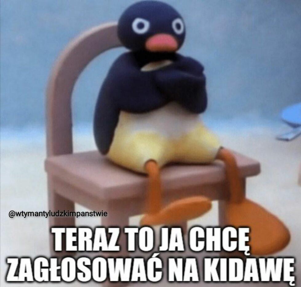 Trzaskowski za Kidawę-Błońską. MEMY po zmianie kandydata KO w wyborach