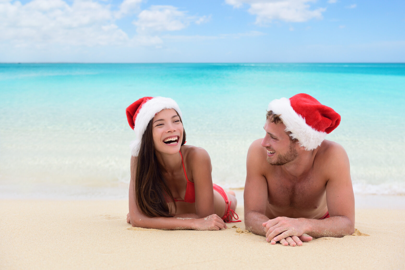 Długie randki na plaży