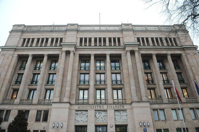 Ministerstwo Finansów (fot. DAMIAN BURZYKOWSKI / NEWSPIX.PL)