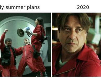 Plany kontra rok 2020 oczami internautów. Zobacz najlepsze memy