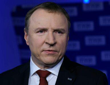 Jacek Kurski komentuje odejście Marzeny Rogalskiej z TVP