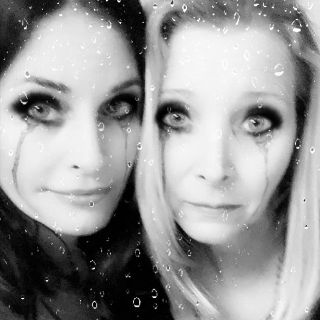 Courteney Cox i Lisa Kudrow