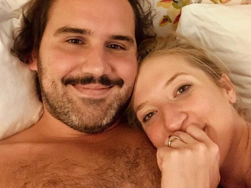 Lara Gessler urodziła córeczkę. Pochwaliła się zdjęciem ze szpitala