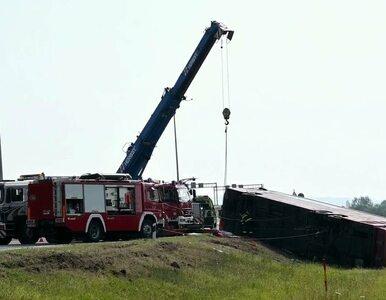 Tragiczny wypadek autokaru w Chorwacji. Kierowca zasnął za kierownicą