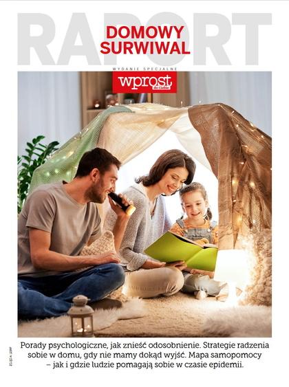 Raport: Domowy surwiwal