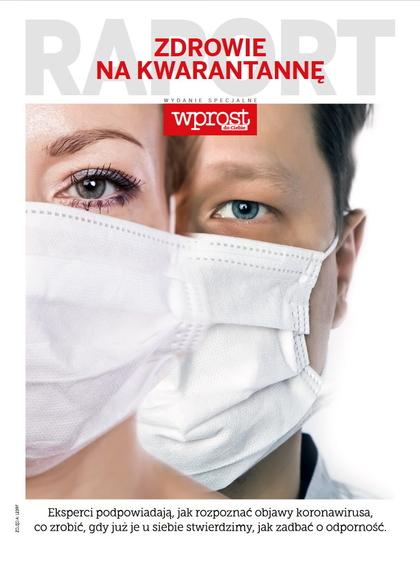 Raport: Zdrowie na kwarantannę